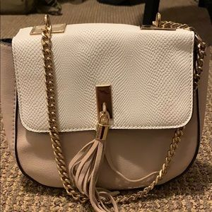 Top shop crossbody bag